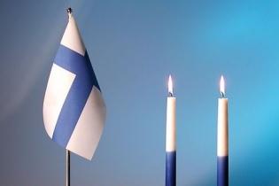 芬兰独立日和芬兰钥匙旗